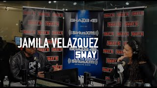 jamila Velazquez интервью