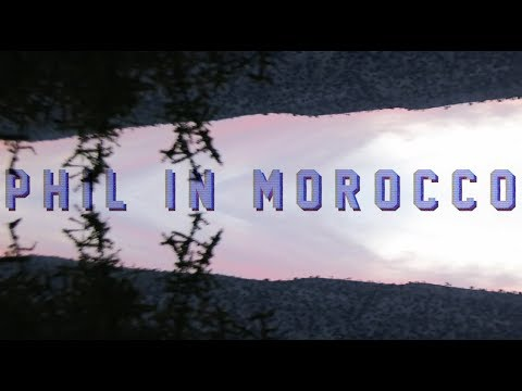 Phil in Morocco - KROM Kendama