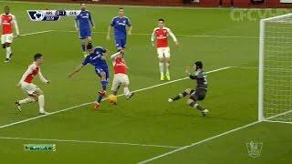Arsenal Vs Chelsea 0-1 (EPL 15/16) - Highlights & All Goals