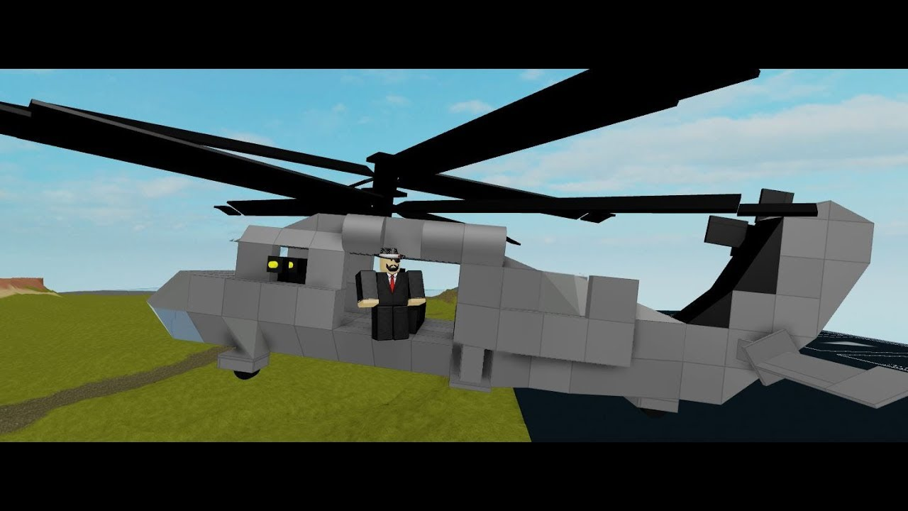 Roblox Plane Crazy How To Make A Helicopter Plane Crazy Uh60 Tutorial Finally Youtube