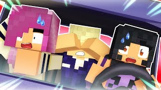 Aphmau Learns To Drive | MINECRAFT HIDE AND SEEK