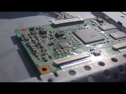 Samsung Le32r81b негативное изображение