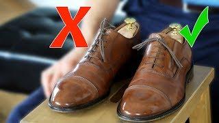 3 triki by elegancko wiązać buty – Czas Gentlemanów