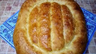 МАТНАКАШ по-АЗЕРБАЙДЖАНСКИ !Вкусный домашний хлеб !!!