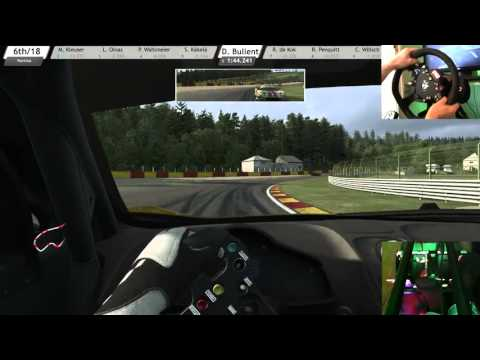 Raceroom Spa GT3