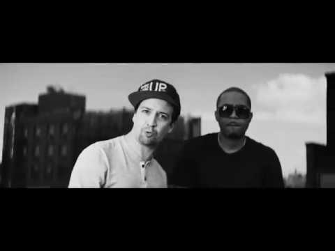 "Hamilton – ""Wrote My Way Out"" Nas, Dave East, LinManuel Miranda & Aloe Blacc  Video"
