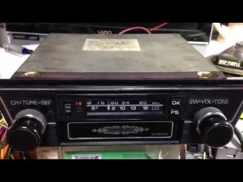 Jdm Late s30 s31 radio signal seek radio