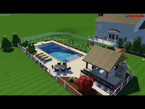 Backyard Oasis Video Walkthrough