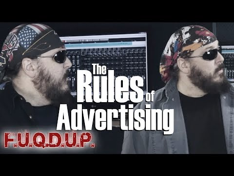 The Rules of Advertising