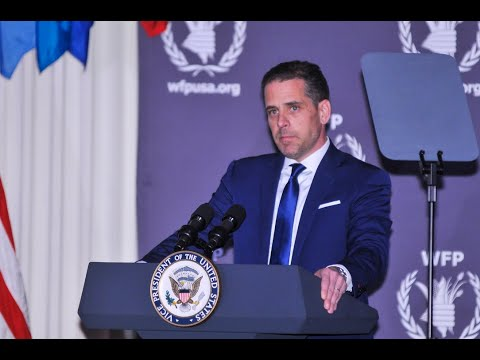 EXCLUSIVE: Joe Biden's son emailed shop owner about hard drive to 'get it back': Former Trump chief