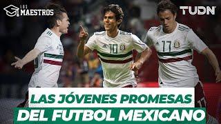 Los Maestros: Las futuras promesas del futbol mexicano | TUDN