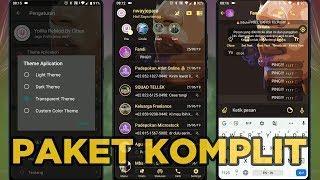 Gambar cover Whatsapp Transparan Terbaru dari CYoWhatsapp