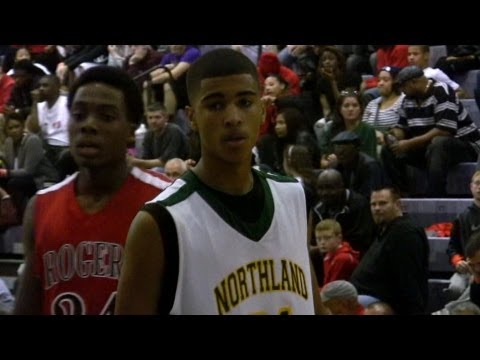 Seth Towns scores 21 points in his first high school game - Class of 2016 - Columbus Northland