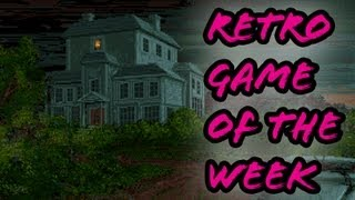 Retro game of the week - Alone in the Dark (PC)