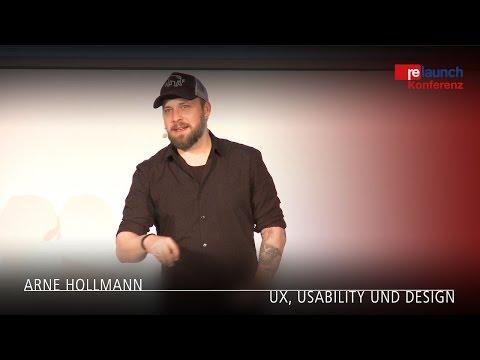 relaunch - 2017 - UX, Usability und Design - Arne Hollmann