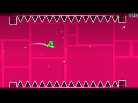 Turn dow for what GEOMETRY DASH