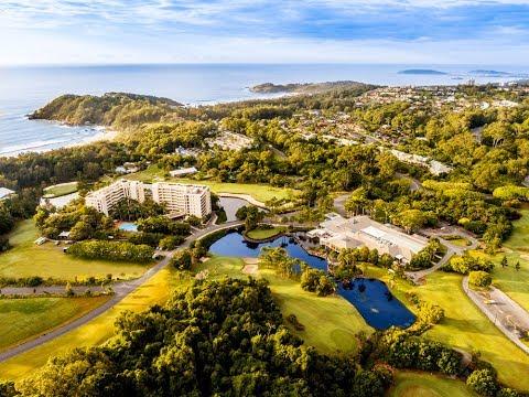 Novotel Coffs Harbour Pacific Bay Resort - Part One