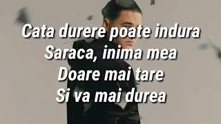 Mario Fresh - Saraca inima mea VersuriLyrics