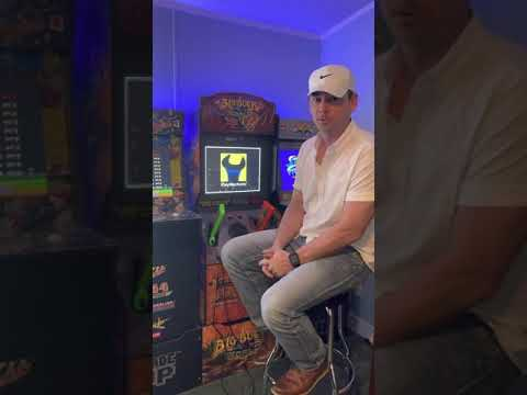 Big Buck Hunter Arcade1up review from James Garton Plays Games.