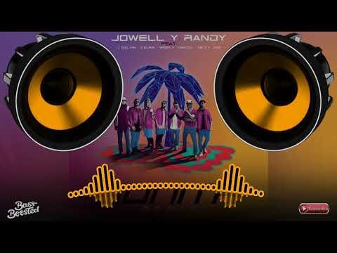 Bonita  (Remix) - J Balvin Ft. Jowell & Randy, Nicki Jam, Wisin, Yandel, Ozuna [ BASS BOOSTED ] HD