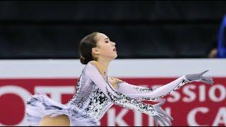 ALINA ZAGITOVA Grand Pix Final 2017 SP Spanish commentary with subs испанские комментарии tdp