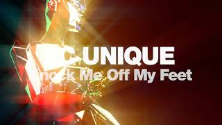 JC Unique - Knock Me Off My Feet (Spotty Fly Edit)