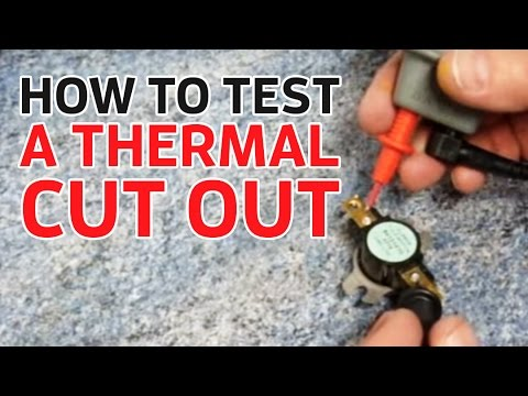 Electric Showers How To Test A Thermal Cut Out Tco