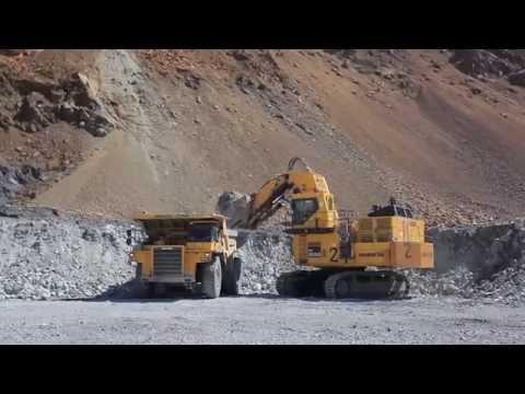 Industry Encyclopedia. Gold. Amursk POX hub