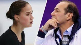 Тренер Рафаэль Арутюнян поделился мнением о Загитовой