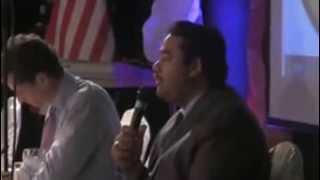 Erick Salgado for New York City Mayor Russian Media Debate