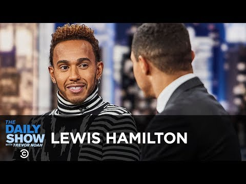 Lewis Hamilton - Breaking the Mold in Formula One Racing | The Daily Show