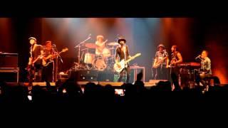 LEIVA - AFUERA EN LA CIUDAD - VIVO EN VORTERIX 09/10/15 - BAIRES/ARGENTINA