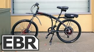 ProdecoTech Phantom X Video Review - One of the Cheapest Electric Bikes that Can Fold