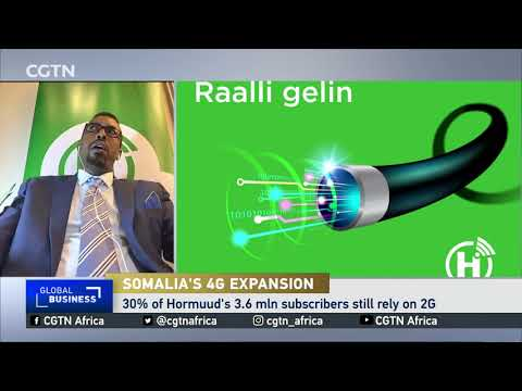 Somalia's largest telco announces plans to extend 4G network