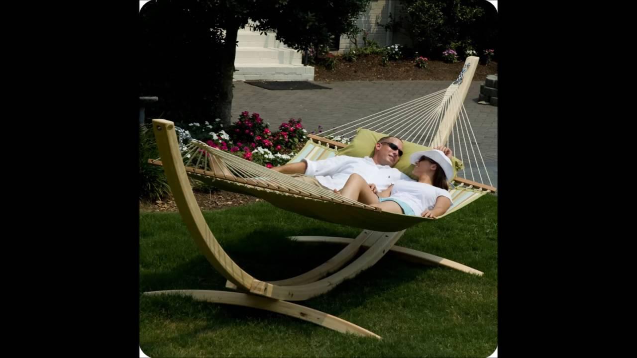 Bed hammock bedroom - Indoor Hammock With Wooden Design Indoor Hammocks For Bedroom Design Inspirations Youtube