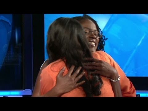 Antoinette Tuff and 911 operator meet for the first time