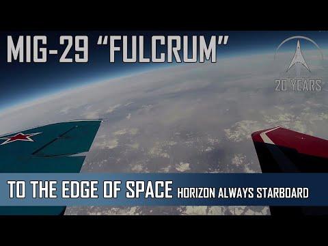 MIG-29 - Horizon Always Starboard