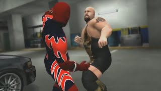 WWE INVADES TNA!! (FULL WWE 2K STORY)