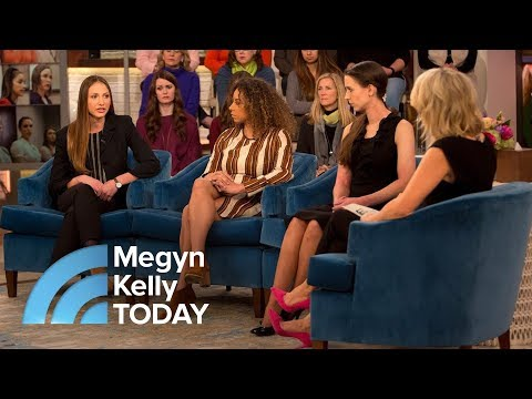 Kyle Stephens Says 'Larry Nassar Started Abusing Me When I Was 6'   Megyn Kelly TODAY