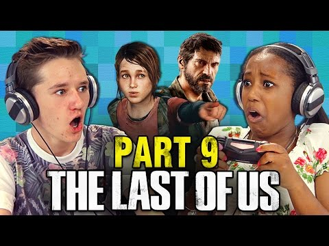THE LAST OF US: PART 9 (Teens React: Gaming)