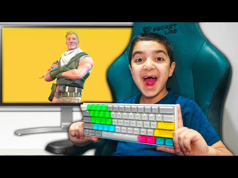 Tfue New Keyboard! What Keyboard And Mouse Does Tfue Use?