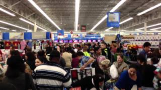 Black Friday 2011 @ Wal-Mart - San Marcos, CA