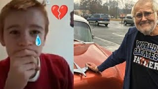Reaction to Angry Grandpa's dream car!!!