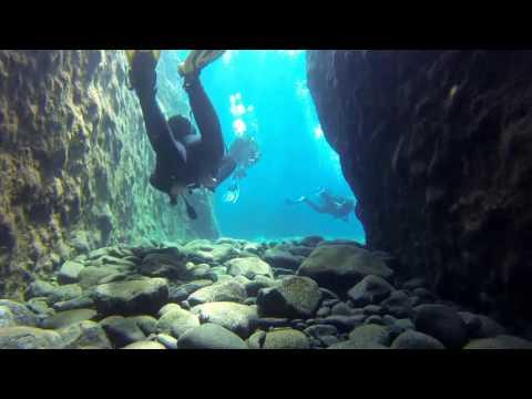 Diving Santorini 2016