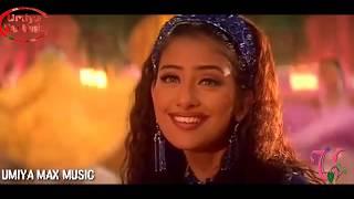 Mera dil nahi lagta,Hindustan ki kasam(1999)Ajay devgan manisha koirala ,beat video song/love songs