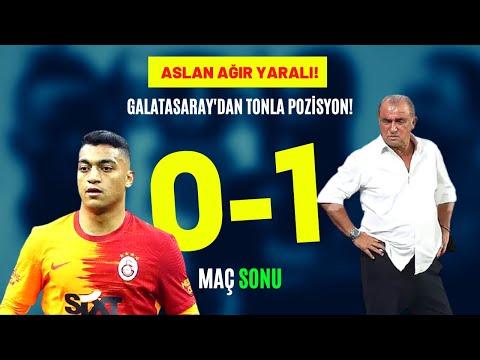 GALATASARAY 0-1 ALANYASPOR   MAÇ SONU   Galatasaray'da ligde kötü gidiş devam ediyor! indir