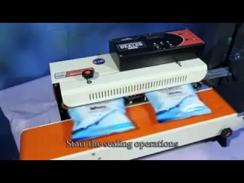 Continuous Sealing Machine |BAND SEALER|Packing Machine