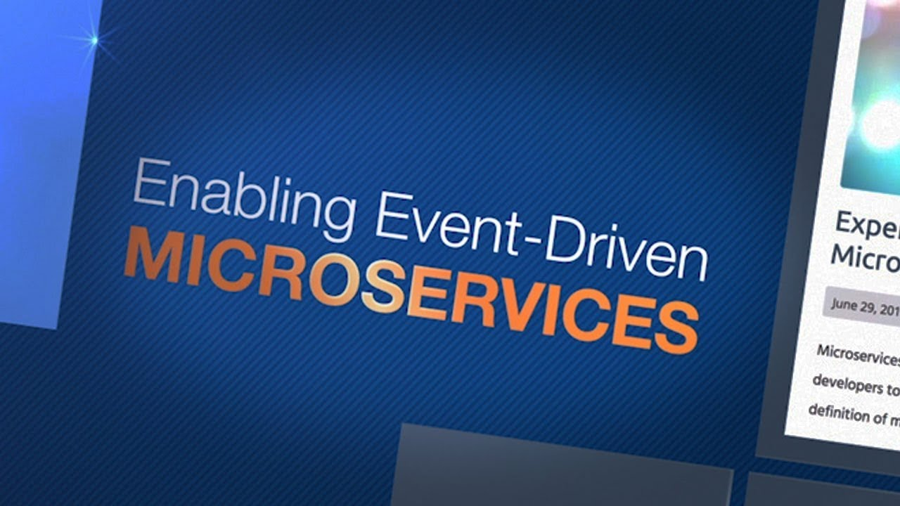 Event-Driven Microservices | Solace