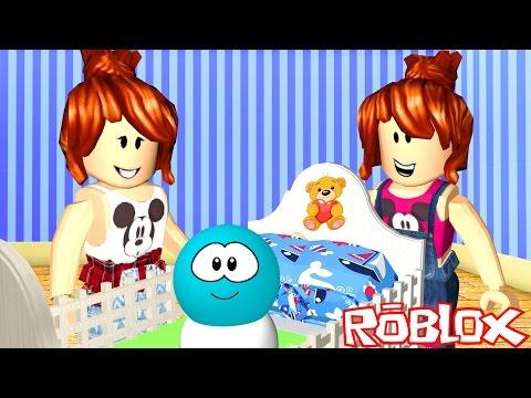 Roblox - MEU IRMÃOZINHO (MeepCity)