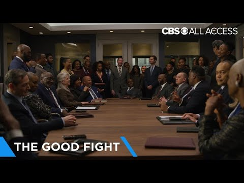The Good Fight - Discover How The Good Fight Tackled An Election Year Season